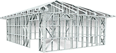 Light Steel Frame Construction LGS